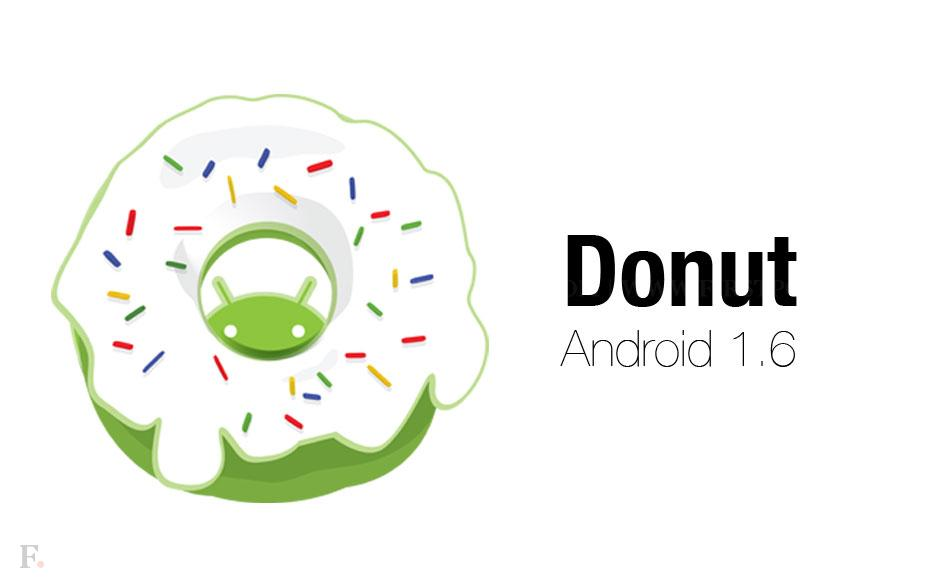 Android Donut: Information|Technology