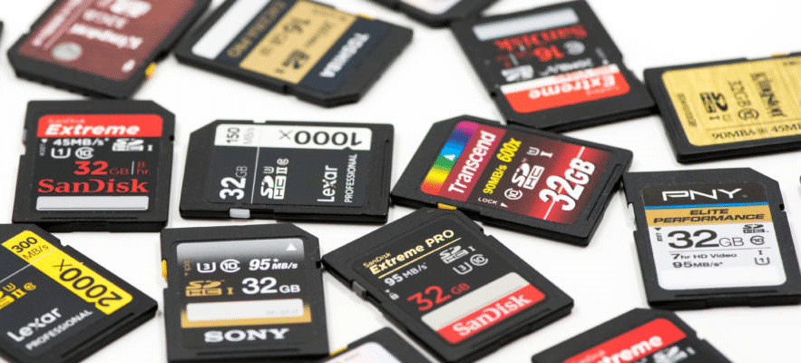 Secure Digital card (SD card)|Tech-Info