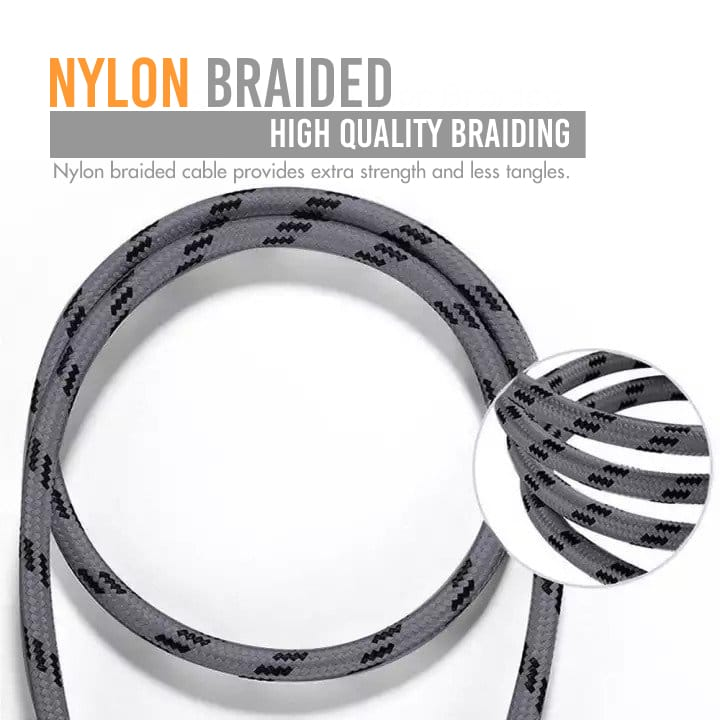 nylong braid