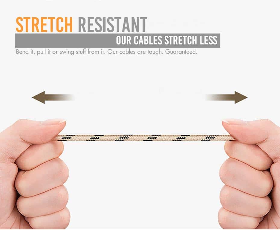 streach resistant