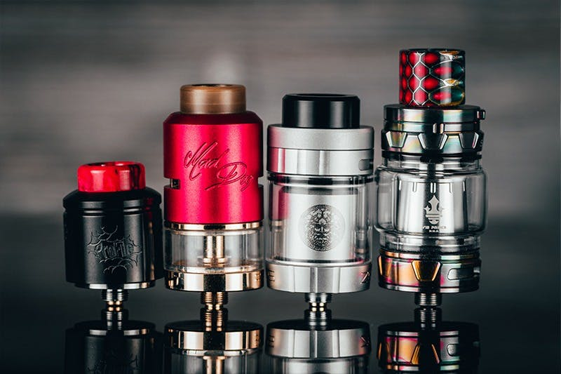 Vape Atomizer: Types of E-Cigarette|Technology